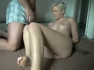 Russian bitch anal homemade..