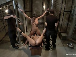 Bondage, humiliation and..