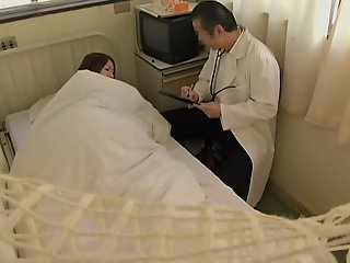 Japanese doctor caught on..