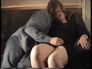 Mature BBW fucking a younger..